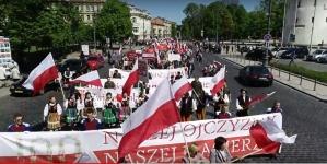 Wilno: wyjątkowa Parada Polskości na 100-lecie Odzyskania Niepodległości [WIDEO]