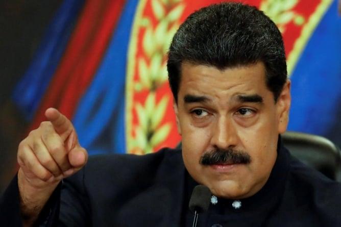 Prezydent Wenezueli ogłosił zerwanie stosunków dyplomatycznych z Kolumbią