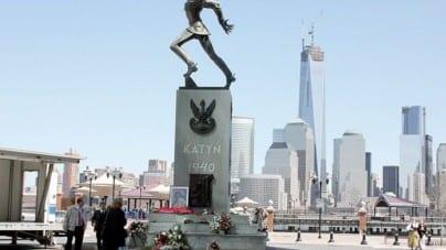 Pomnik Katyński w Jersey City nie zostanie przeniesiony
