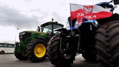 """Ruszyło """"nowe powstanie chłopskie"""". Rolnicy wyszli na drogi"""