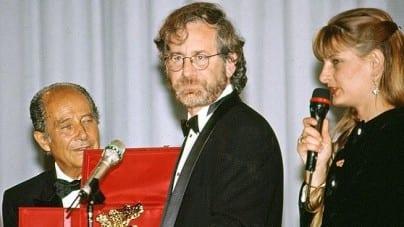 Kontrowersyjne słowa Spielberga: Nauka o Holocauście powinna być częścią nauk społecznych