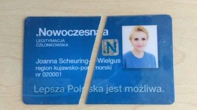 """Scheuring-Wielgus odchodzi z Nowoczesnej: """"Dowiedziałam się o tym z Internetu"""""""