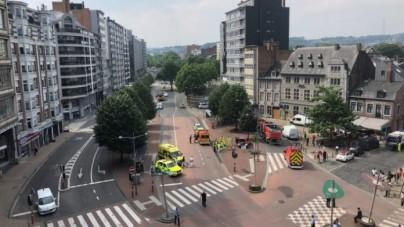 Przeżyła zamach w Belgii. Terrorysta zadał jej dwa pytania
