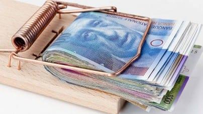 Sąd unieważnił zaciągnięty kredyt we frankach
