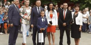 9-letni Adrian uratował życie koledze – dzisiaj otrzymał medal od prezydenta za bohaterskie zachowanie