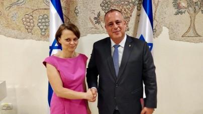 """Polska minister: """"Izrael nie znajdzie lepszego sojusznika w Europie niż Polska"""""""