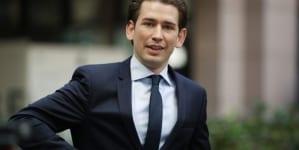 Niemieckie służby podsłuchiwały kanclerza Austrii? Sebastian Kurz żąda wyjaśnień