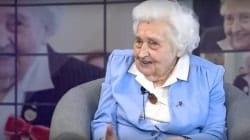 """kpt. Maria Mirecka-Loryś """"UB chciało mnie aresztować. Musiałam uciekać za granicę"""" [WIDEO]"""