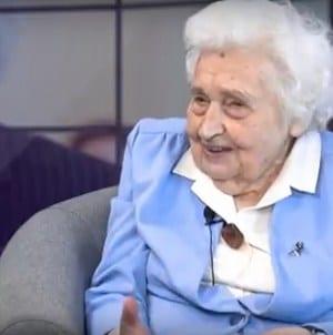 Najstarsza Wszechpolka. 104 urodziny Marii Mireckiej-Loryś!