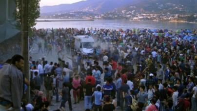 Uchodźcy z Syrii przedostali się do Turcji