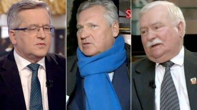 Byli prezydenci i premierzy wzywają Brukselę na pomoc. Napisali list