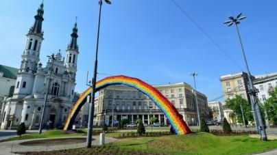 Tęczy w Warszawie jednak nie będzie? To miała być… akcja reklamowa