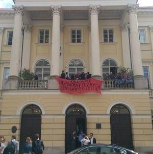 Studenci zawieszają okupację. Będą protestować inaczej