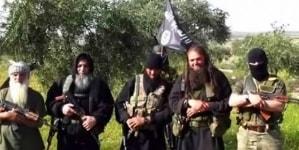 130 terrorystów z ISIS wydalonych z Syrii do Francji