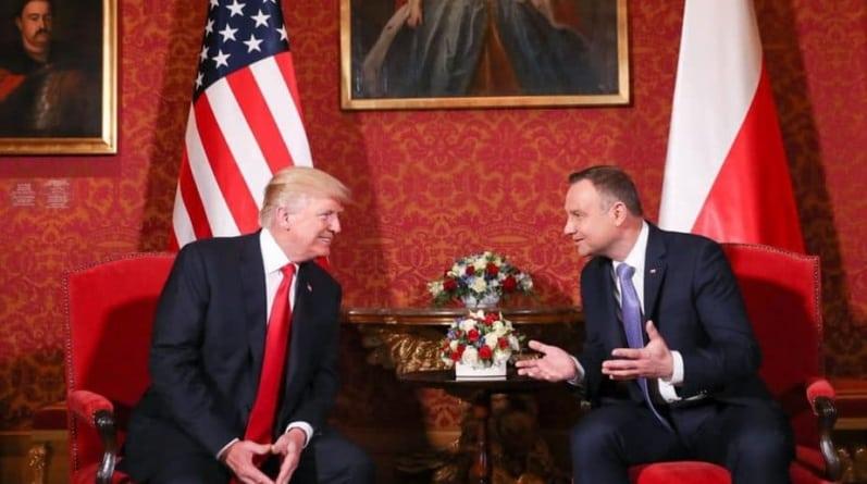 Andrzej Duda: USA pozostają naszym największym sojusznikiem