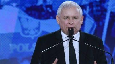 Kaczyński skomentował deklarację Polski i Izraela