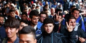 Paryż: Policja likwiduje obozowiska imigrantów