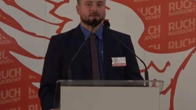 Przedstawiamy Krzysztofa Tuduja, narodowego posła Konfederacji