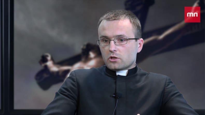 Ks. Łukasz Szydłowski: Atak na celibat jest jednoznacznym atakiem na Kościół [WIDEO]