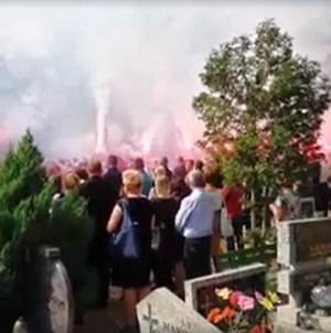W Głogowie odbył się pogrzeb Pawła Chruszcza [WIDEO]