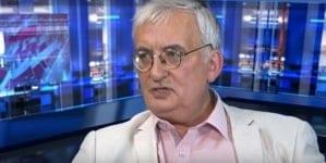 """Prof. Bartyzel """"Stajemy się zakładnikami roszczeń żydowskich"""" [WIDEO]"""