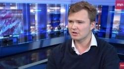 """Stefan Tompson o sytuacji w RPA: """"Ten kraj jest w tej chwili niszczony przez ideologię, która Polskę niszczyła"""" [wideo]"""