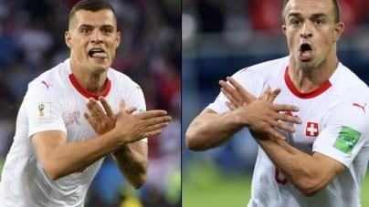Szwajcarscy piłkarze z grzywną, ale bez zawieszenia
