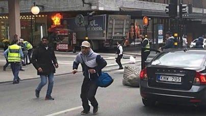 Uzbek, który pracował w Polsce, wyjechał do Szwecji i dokonał największego zamachu w historii