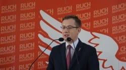 """Narodowcy podpisali Deklaracje Niepodległości: """"Wyprowadzimy Polskę z Unii Europejskiej"""" [WIDEO]"""