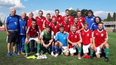 Ukraińscy ministrowie domagają się represji wobec węgierskich piłkarzy z Zakarpacia