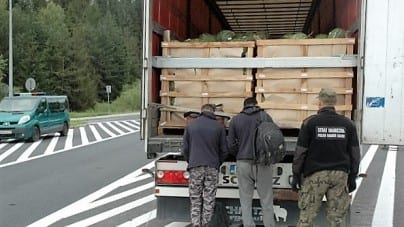 Znów zatrzymano w Polsce nielegalnych imigrantów z Bliskiego Wschodu! To kolejny taki przypadek