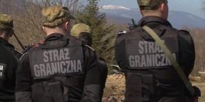 Niemiec próbował przekroczyć polską granicę – Żołnierz oddał strzały ostrzegawcze