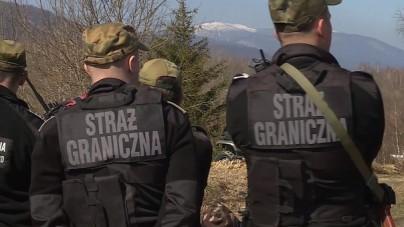 Polska Straż Graniczna zatrzymała kolejnego nielegalnego imigranta