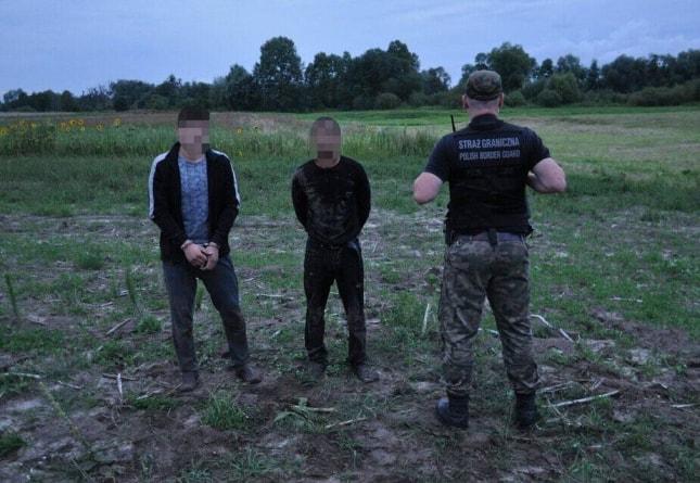 Kolejny dzień, kolejni nielegalni imigranci w rękach Straży Granicznej. Sami przyznali, że za nimi szła większa grupa!