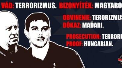 PILNE: Węgierscy nacjonaliści skazani na 5 lat więzienia!