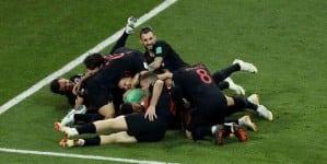 Chorwat odmówił przyjęcia medalu za mundial w Rosji