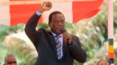 Prezydent Zimbabwe: Koniec konfiskaty ziemi białych farmerów