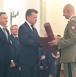 To już oficjalne. Jest nowy szef Sztabu Generalnego Wojska Polskiego