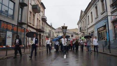 Młodzież Wszechpolska upamiętniła ofiary Rzezi Wołyńskiej