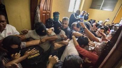 Nikaragua: Demonstrujący studenci zabici w kościele