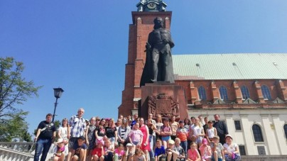 Wszechpolacy gościli młodych Polaków z Litwy