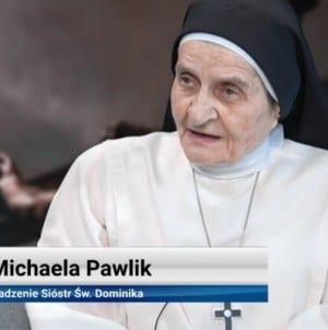 """s. Pawlik OP: """"Naziści czerpali z religii wschodu"""" [WIDEO]"""