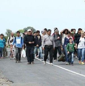 Niemieccy burmistrzowie: Chcemy więcej uchodźców!