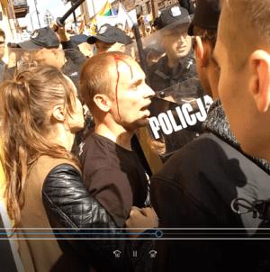 Prokuratura wszczęła śledztwo ws. brutalnego zachowania policji w Rzeszowie