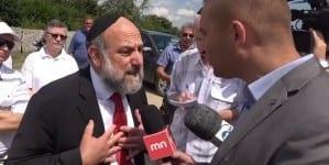 """Jedwabne: Agresja i atak paniki ze strony Żydów.""""ONR to faszyści i kłamcy"""" [WIDEO]"""