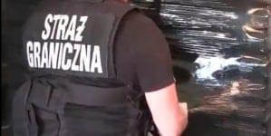 Codzienna praca Straży Granicznej [WIDEO]