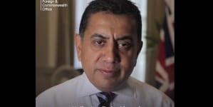 Wlk. Brytania: Urzędnikiem ds. wolności religii został… Muzułmanin