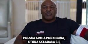 """""""Polakom w Powstaniu Warszawskim stało się g**no"""" – Mike Tyson"""