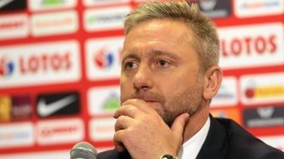 Konferencja nowego trenera reprezentacji Polski