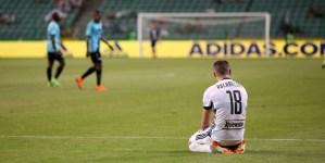 Legia Warszawa odpadła z eliminacji Ligii Europy